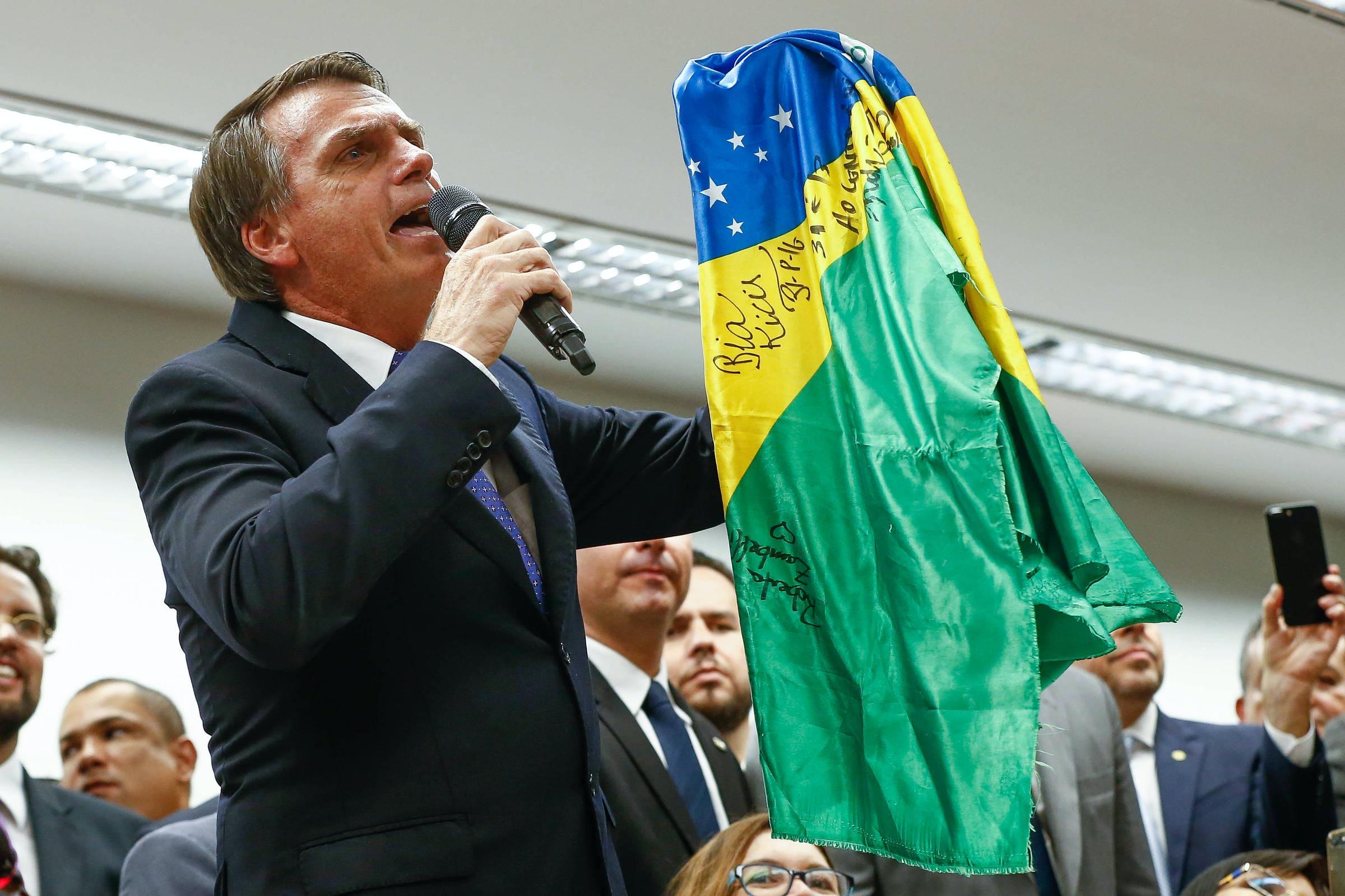 A Aliança pelo Brasil é o primeiro partido neofascista do país