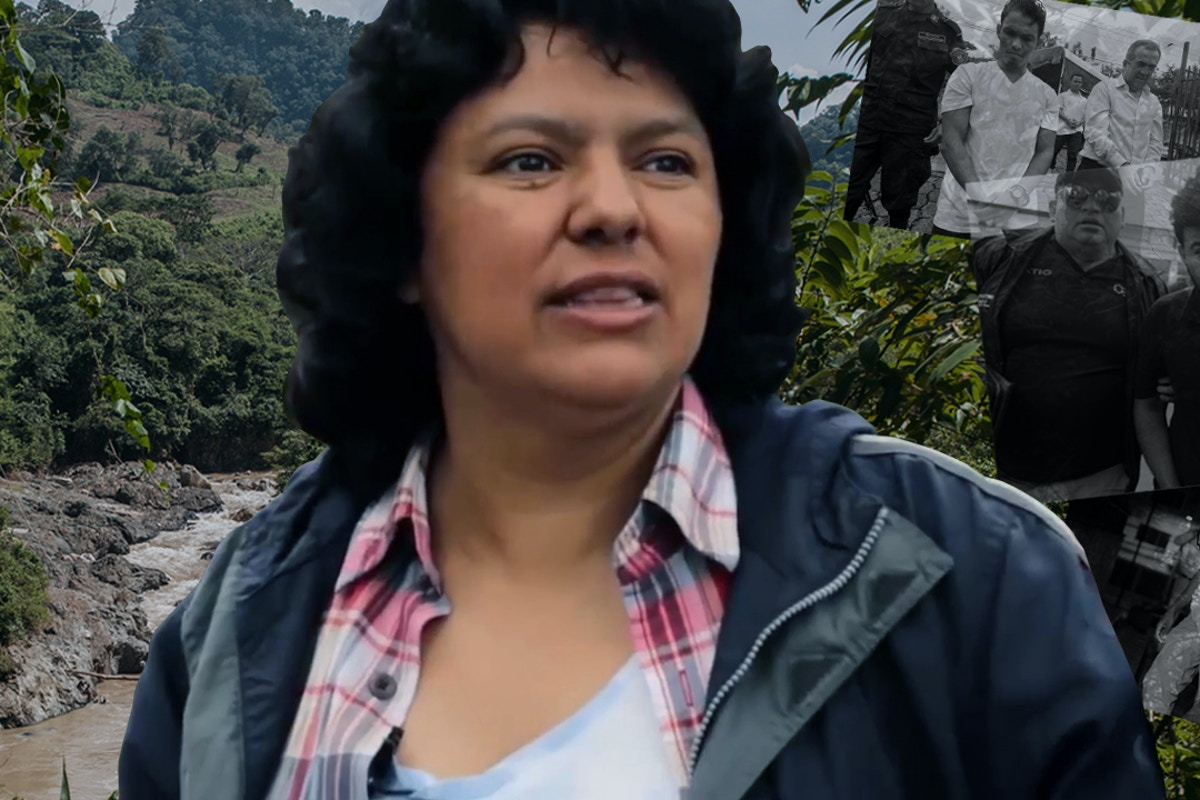 Inside the Plot to Murder Honduran Activist Berta Cáceres