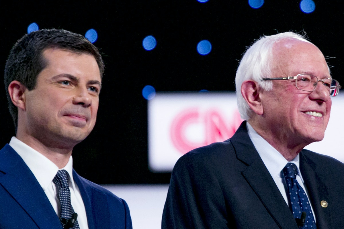 In 2000, Pete Buttigieg Wrote an Essay Praising Bernie Sanders. What, Exactly, Did He Admire?