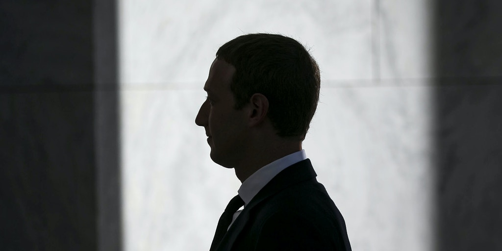 Mark Zuckerberg, chief executive officer and founder of Facebook Inc., arrives for a House Financial Services Committee hearing in Washington, D.C., U.S., on Wednesday, Oct. 23, 2019. Despite spending record amounts of money to influence Washington policy, Facebook's efforts to ingratiate itself so far have done little to assuage policy makers' privacy and antitrust concerns and in some cases have even made the company's challenges worse, according to first-hand accounts of its efforts. Photographer: Al Drago/Bloomberg via Getty Images