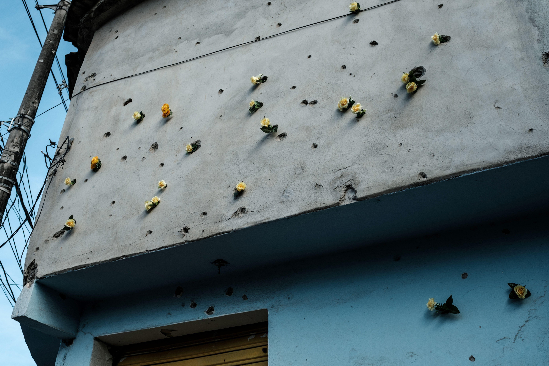 BRAZIL-VIOLENCE-MARE-DEMONSTRATION