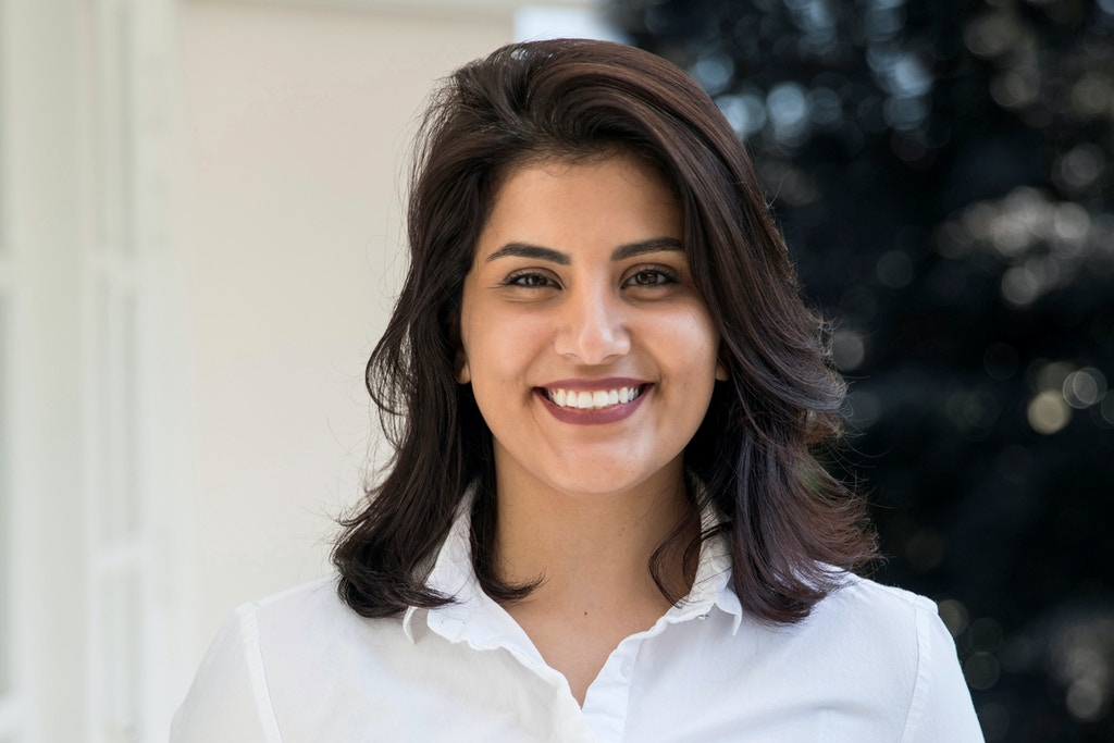 Saudi women's rights activist Loujain al-Hathloul is seen in this undated handout picture. Marieke Wijntjes/Handout via REUTERS RC14DBE1A650