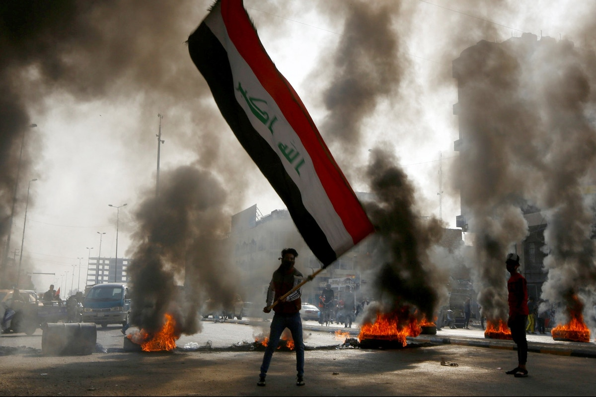 U.S. Sanctions Are Driving Iran to Tighten Its Grip on Iraq