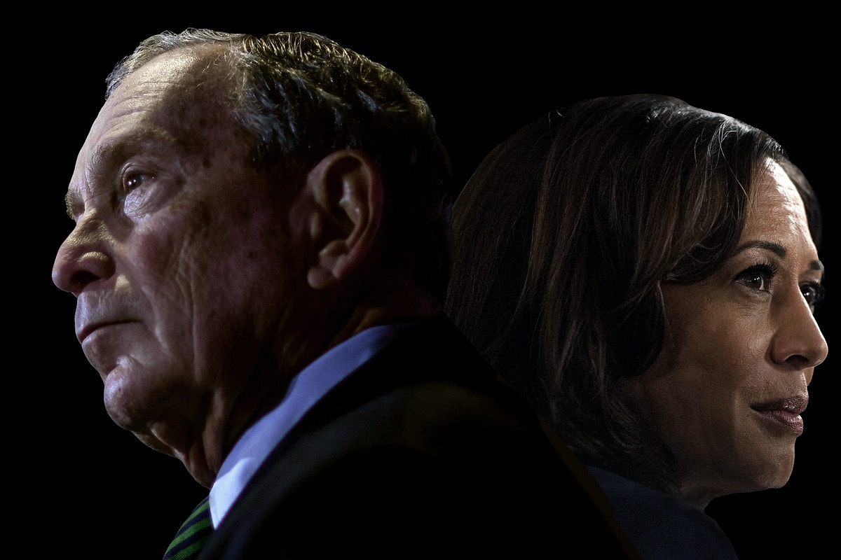 The Supreme Court Case That Made Michael Bloomberg's Campaign Possible — And Doomed Kamala Harris