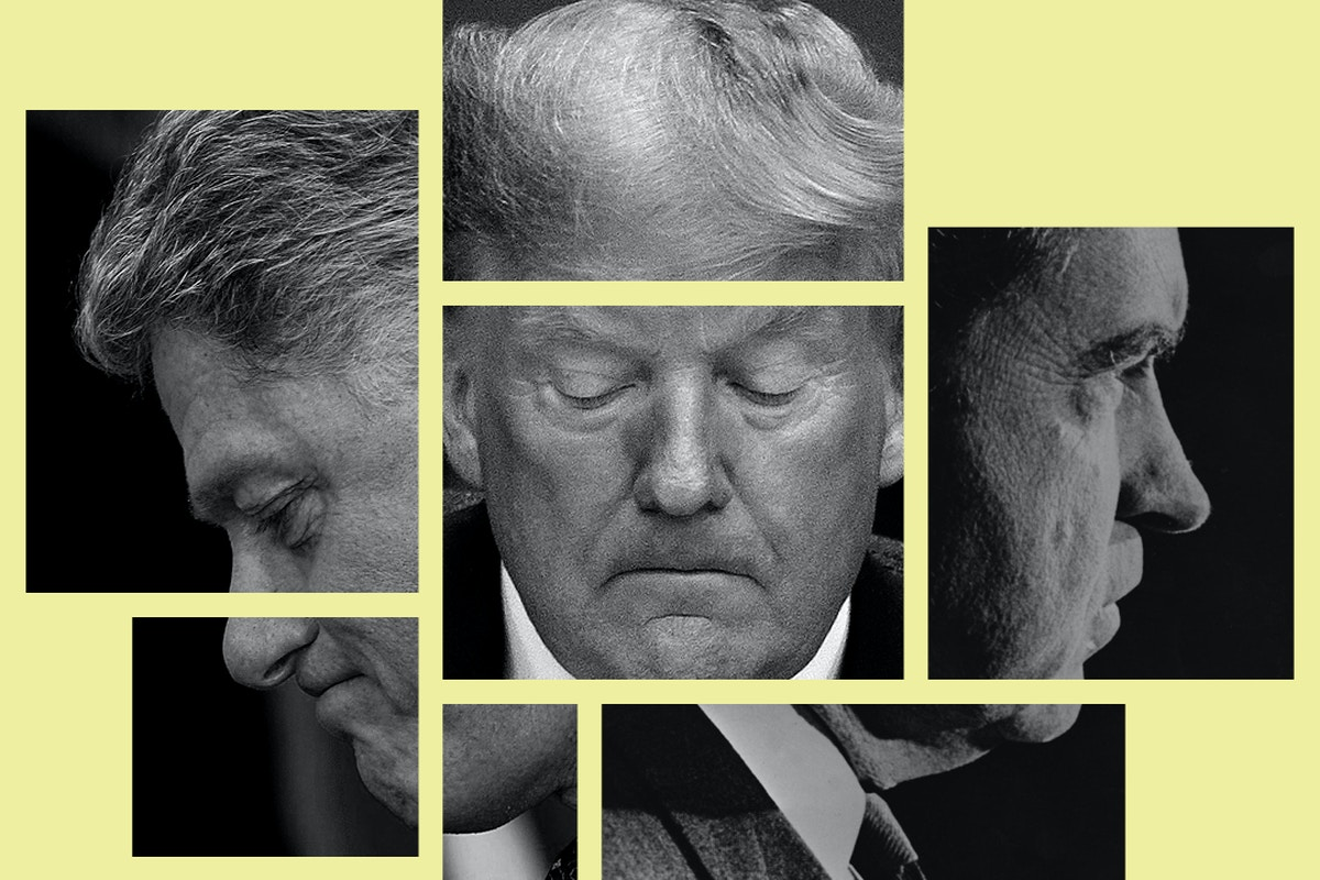 Deconstructed Podcast: Nixon, Clinton, and What the Right Gets Wrong About Impeachment