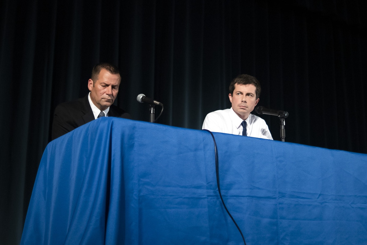 South Bend's Police Chief, Close Ally of Pete Buttigieg, Promotes Officer Involved in Controversial Choking Death