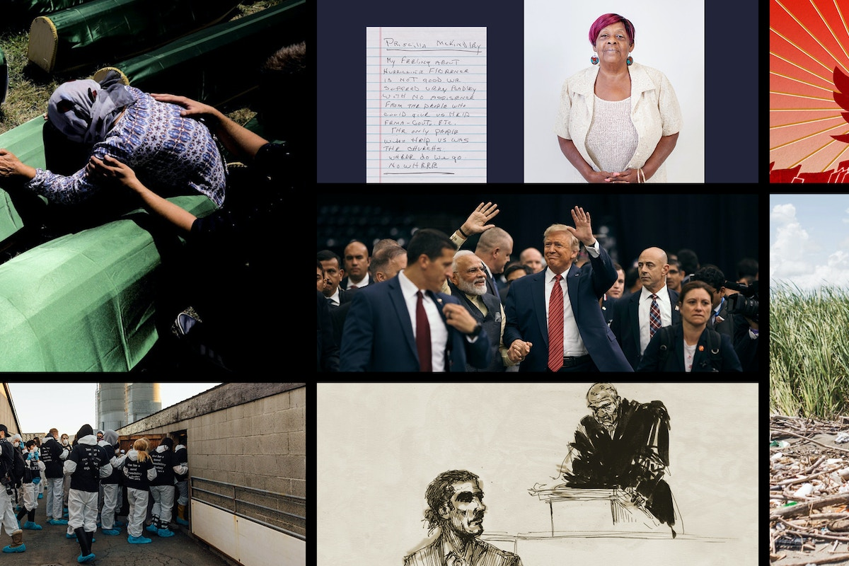 Fight for Survival: The Intercept's 2019 Visual Journalism