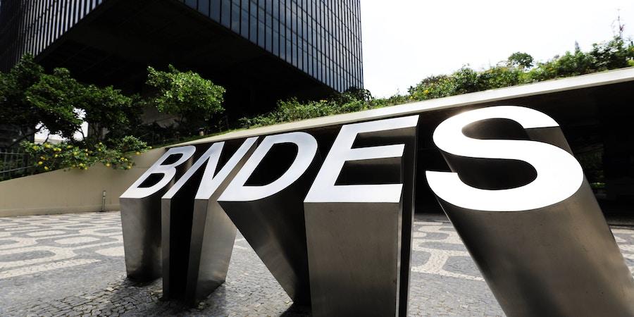 Sede do Banco Nacional do Desenvolvimento Social (BNDES), na região central do Rio de Janeiro.