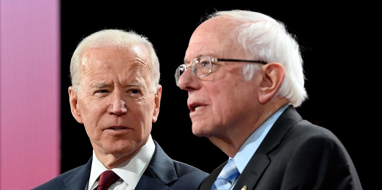 Bernie Sanders Scores Decisive Win At 2020 Nevada Democratic Caucuses