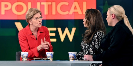 The View - Senator Elizabeth Warren is the guest today, Tuesday, January 7, 2020 on ABC's