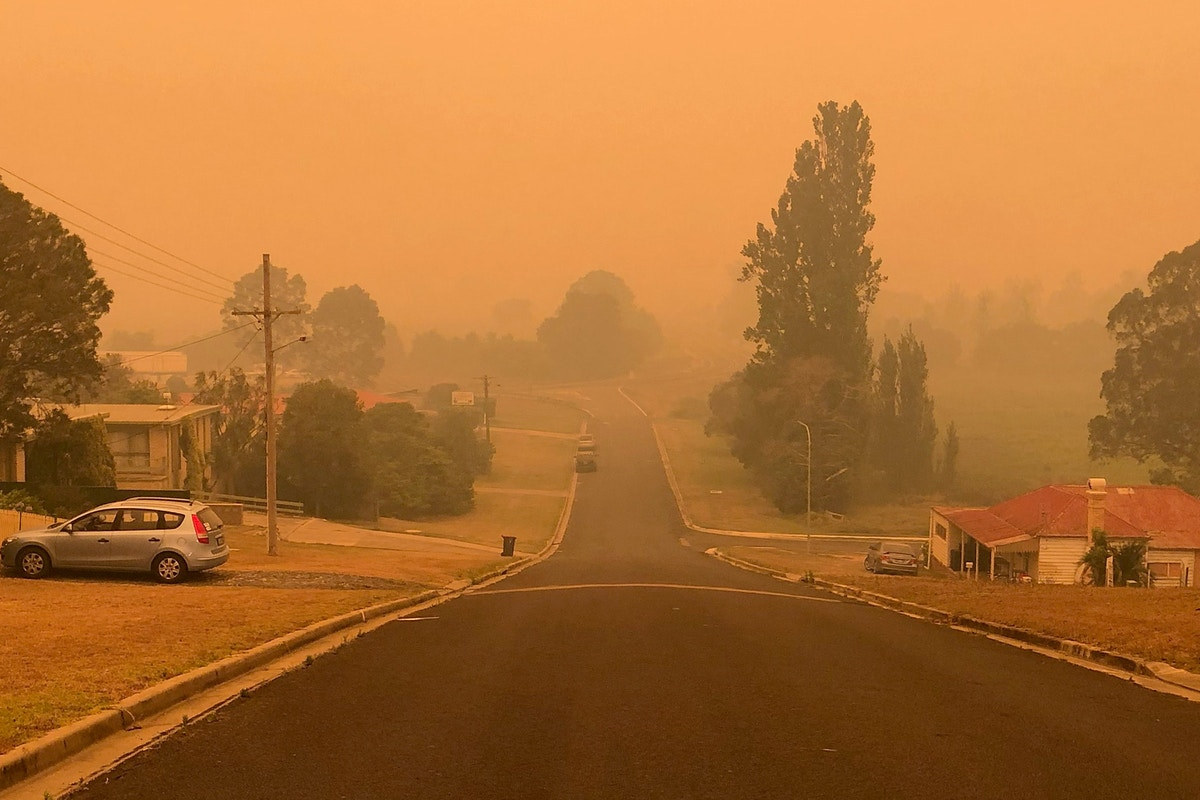 The Banality of Apocalypse: Escaping the Australian Fires