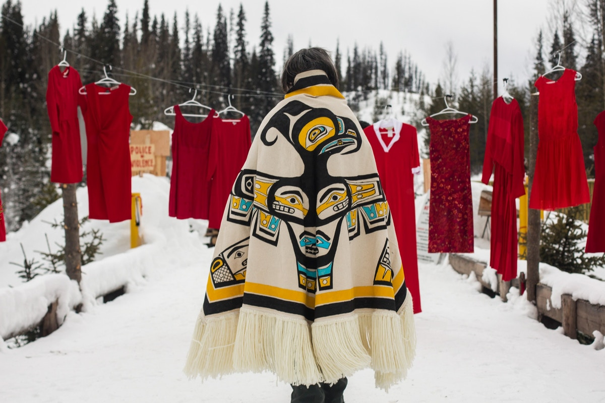 Inside the Wet'suwet'en Protest Camp That Refused to Cede Land for a Pipeline