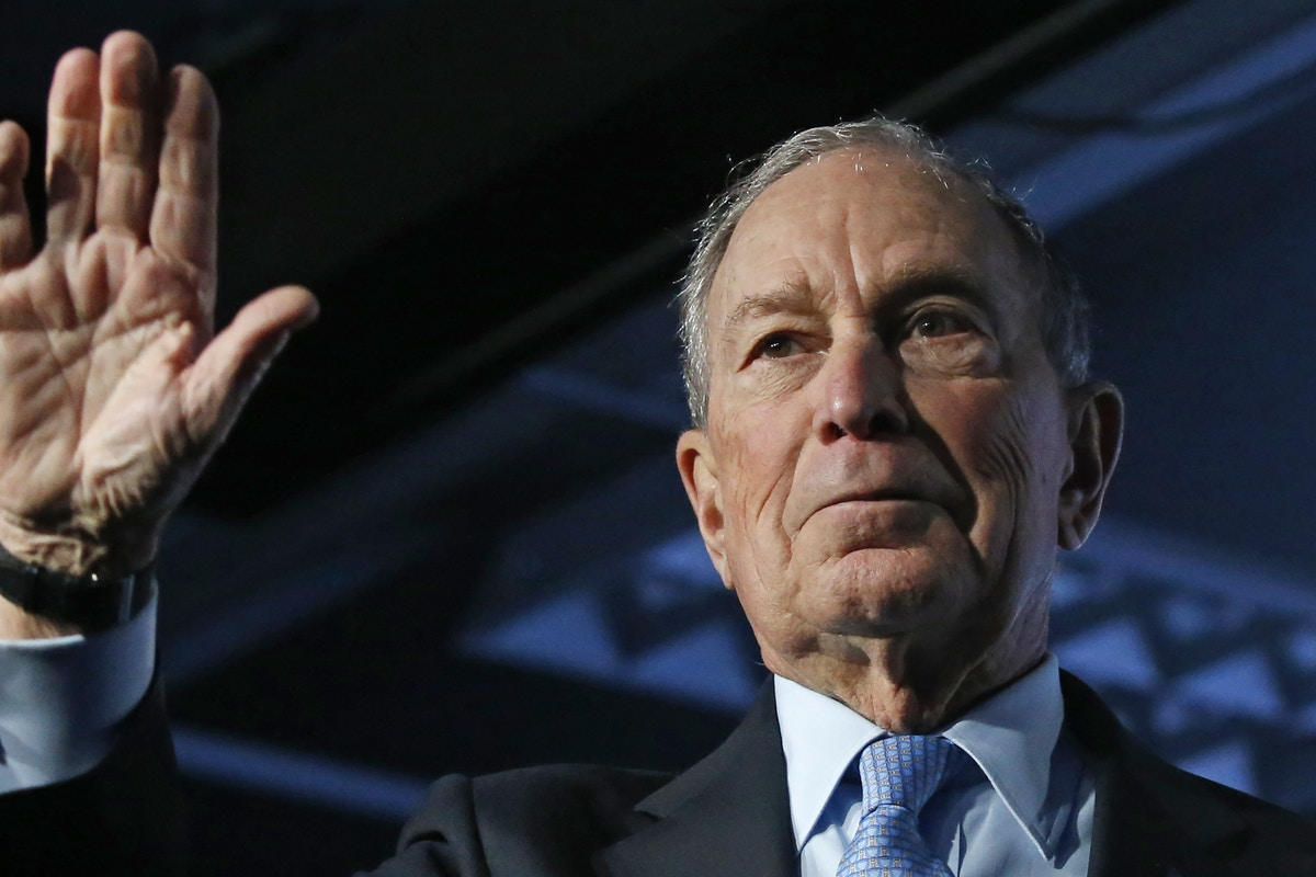 Bloomberg Has Hired Vice Chairs of Texas, California Democratic Parties