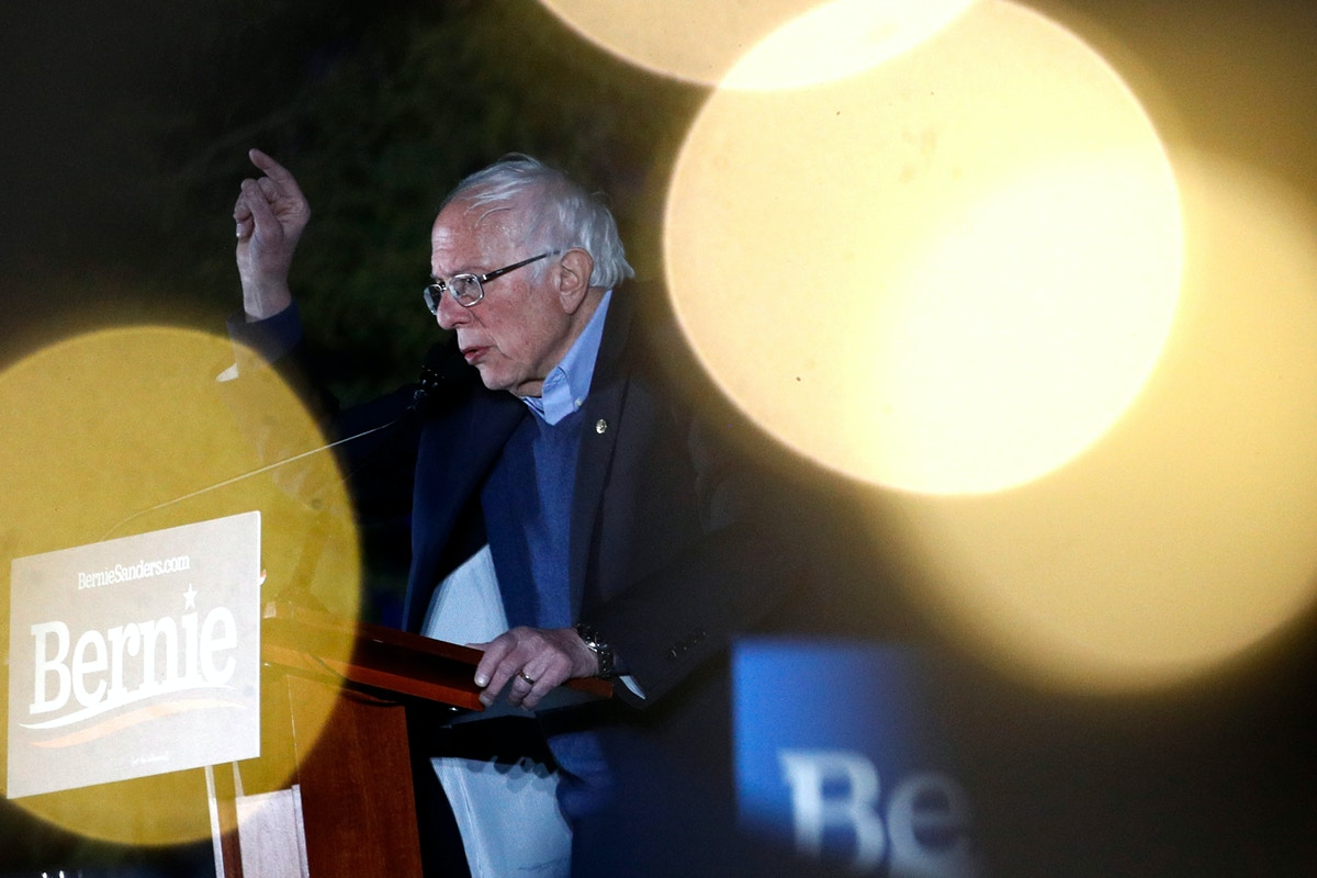 Finally, Can We All Agree? Everything We Were Told About Bernie Sanders Was Wrong