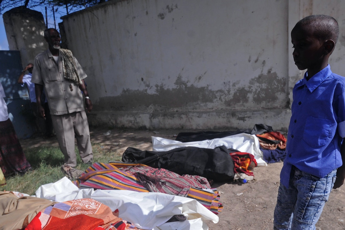New Data Shows the U.S. Military Is Severely Undercounting Civilian Casualties in Somalia