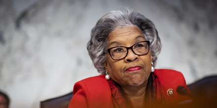 Representative Joyce Beatty, a Democrat from Ohio, listens during a Joint Economic Committee hearing on Capitol Hill in Washington, D.C., U.S., on Wednesday, Nov. 13, 2019. Federal Reserve Chairman Jerome Powell declined to pledge that the Fed would keep interest rates on hold through 2020. Photographer: Al Drago/Bloomberg via Getty Images