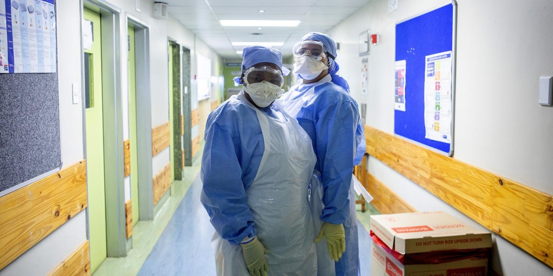 Africa Puts Coronavirus Restrictions on U.S., China, Europe