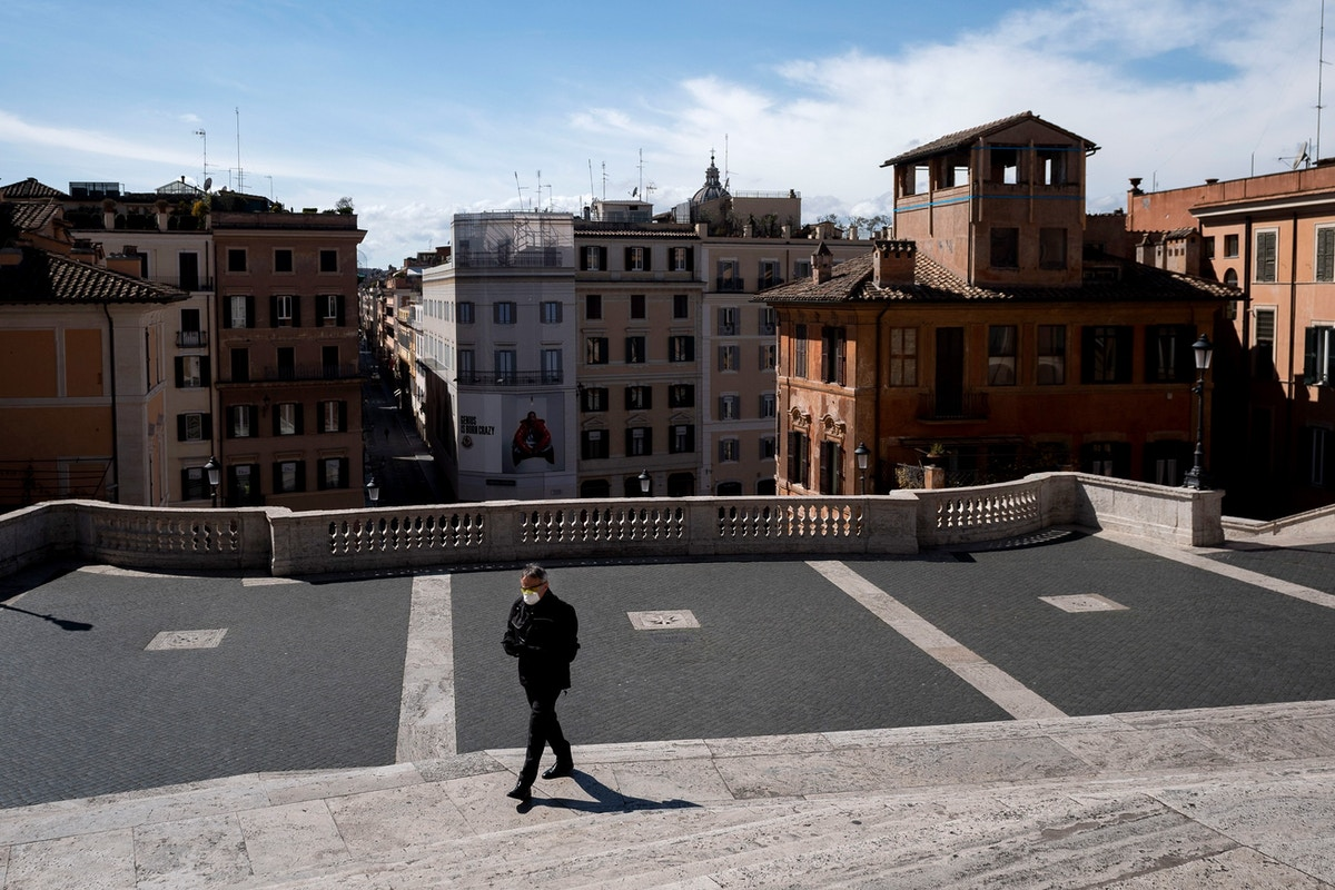 Why I'd Rather Be in Italy for the Coronavirus Pandemic