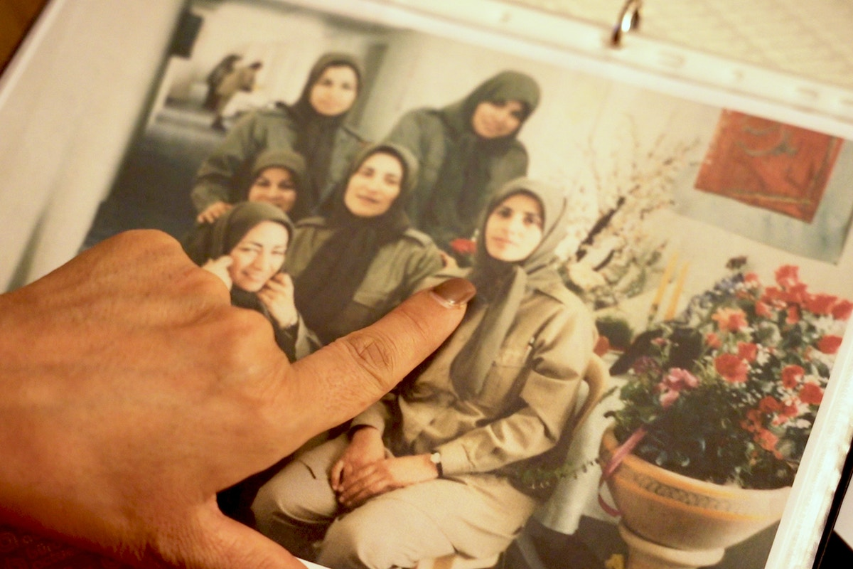 Defectors Tell of Torture and Forced Sterilization in Militant Iranian Cult