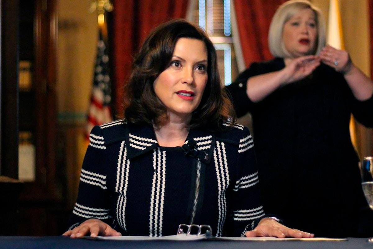 Trump Waffles on Coronavirus Aid to Michigan Because of Sexism