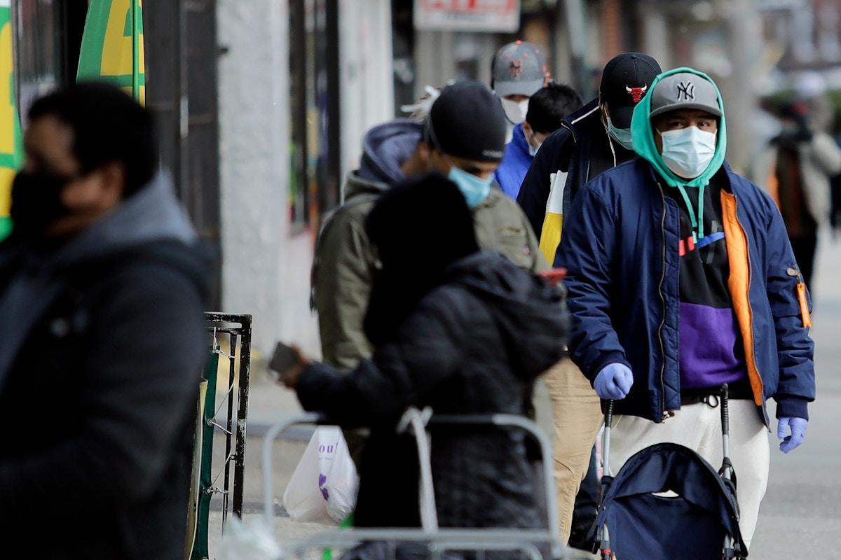 Coronavirus Numbers Reflect New York City's Deep Economic Divide