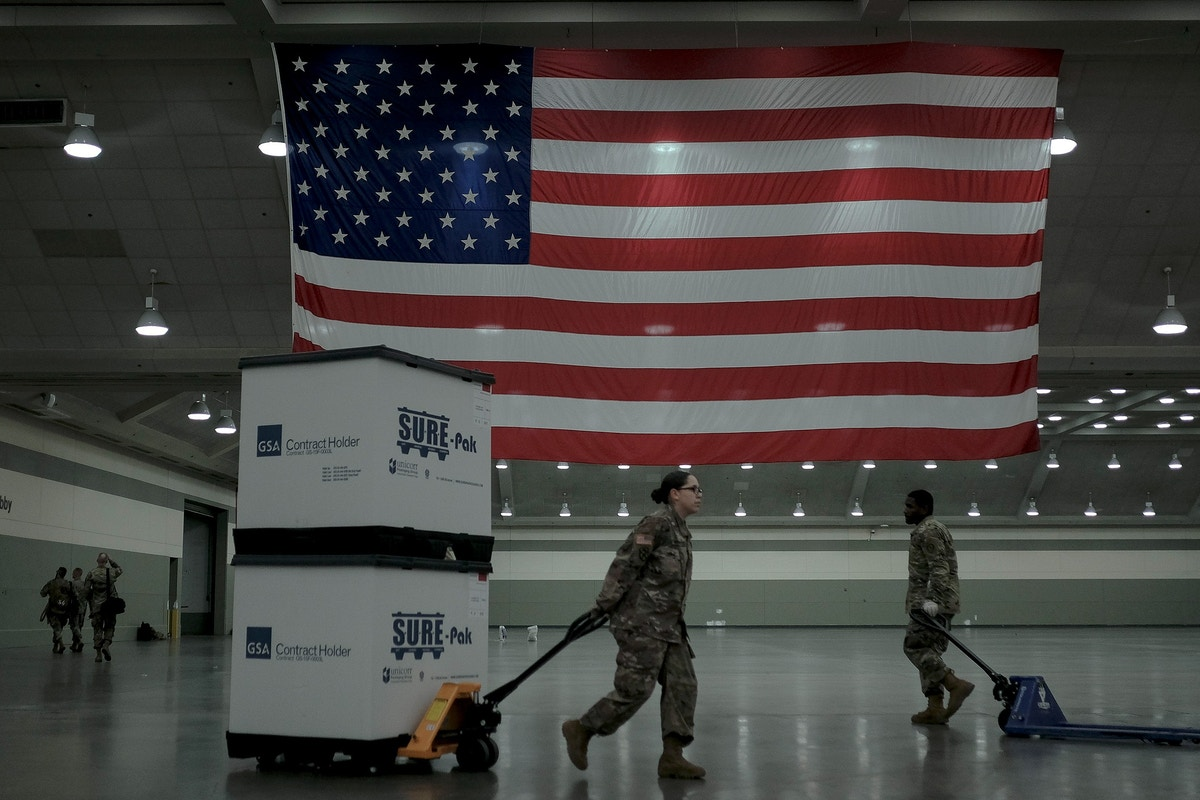 America and the New Geopolitics After Coronavirus