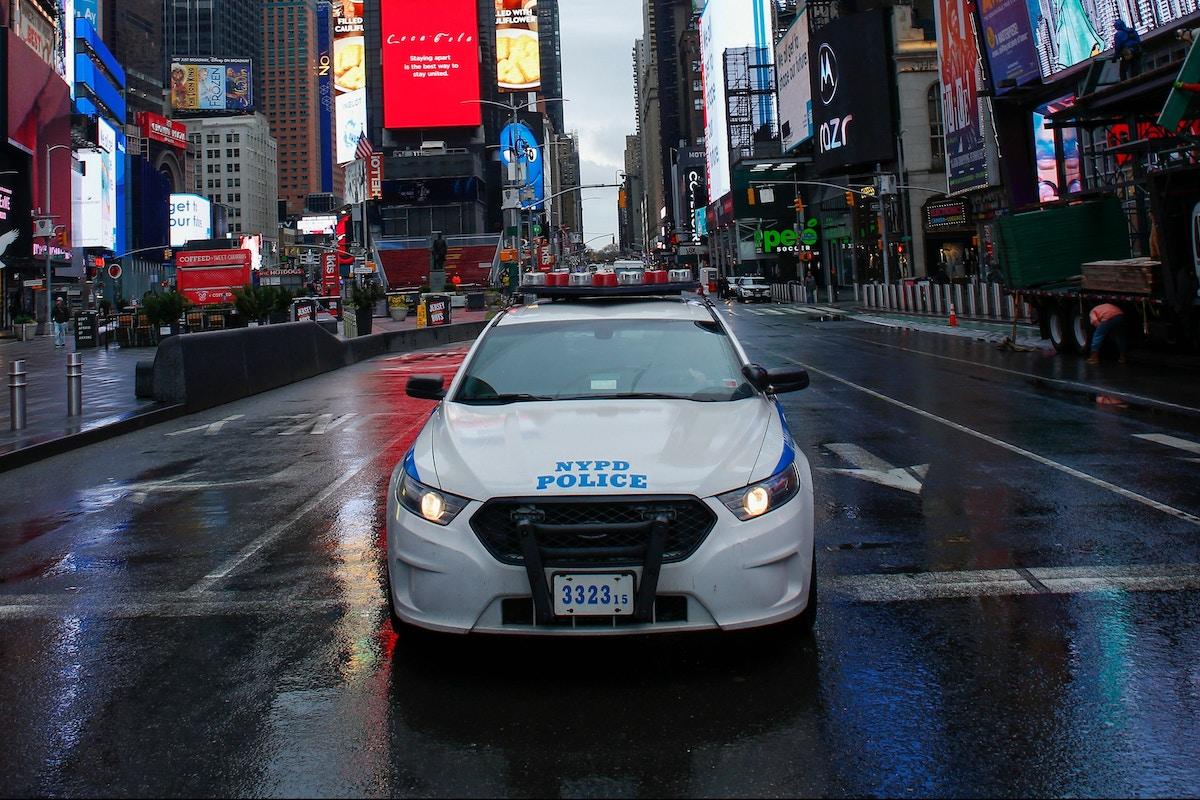 NYPD's Aggressive Policing Risks Spreading the Coronavirus