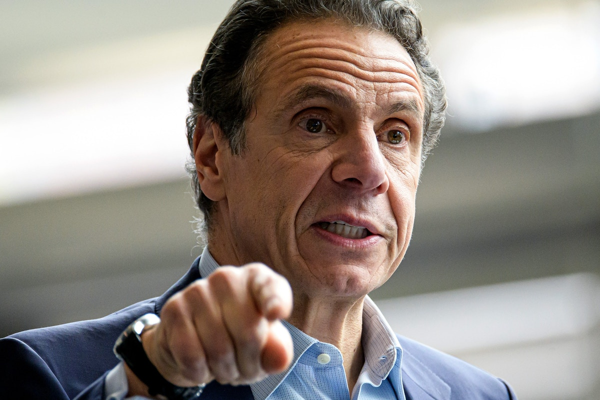 Andrew Cuomo Held New York's Health Care Hostage to Undo Criminal Justice Reforms