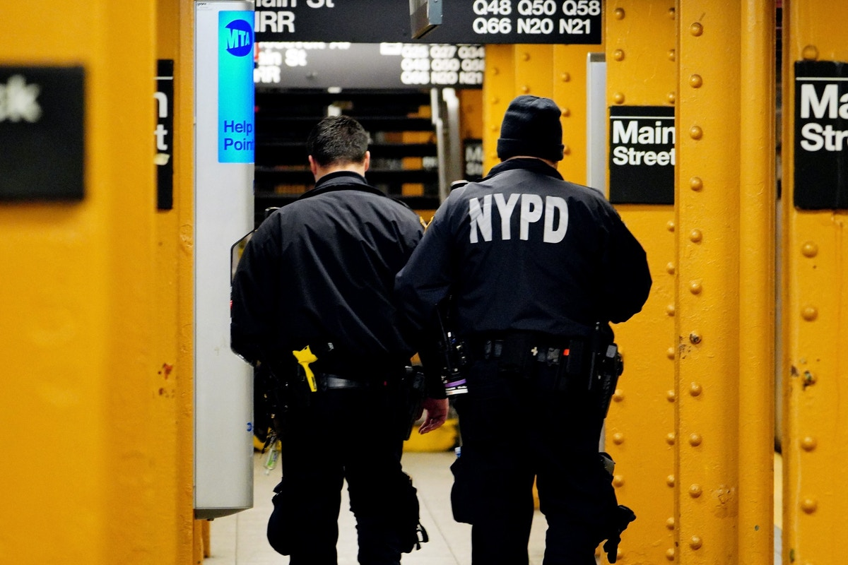 Social Distancing Is NYPD's Latest Reason to Over-Police