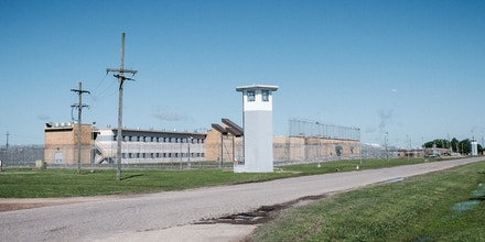 The Louisiana State Penitentiary, better known as Angola, in 2015.