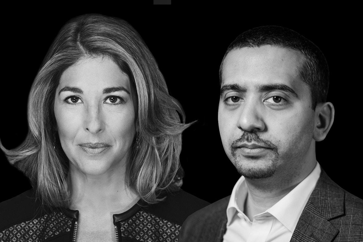 Live: Mehdi Hasan and Naomi Klein on Coronavirus Capitalism