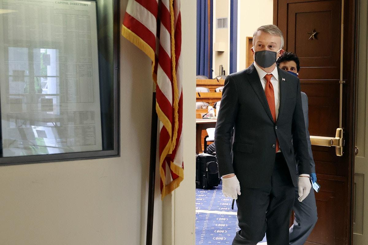 Federal Whistleblower Rick Bright Tells Congress How Trump Officials Bungled Coronavirus Preparations
