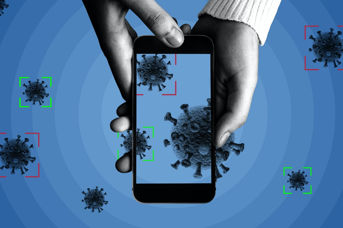 The Problem With Using Bluetooth for Coronavirus Contact Tracing