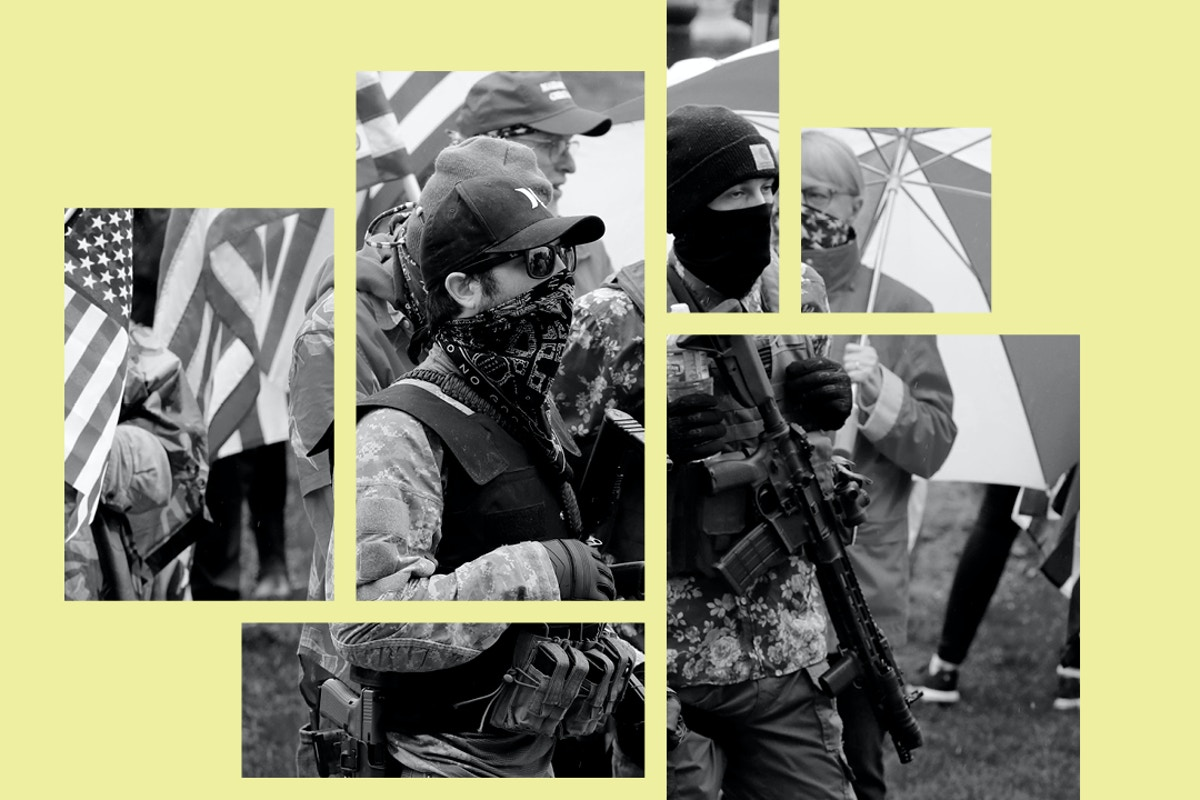 Deconstructed Podcast: Are Trump and the Anti-Lockdown Militias Itching for Violence?