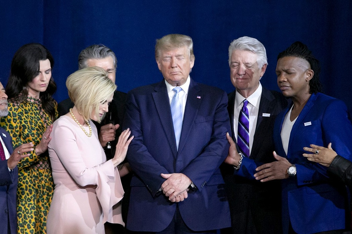 Inside the Influential Evangelical Group Mobilizing to Reelect Trump
