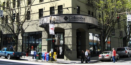 TX1E03 Flagship Store of Columbia Sportswear in Portland.; 29 March 2007; self-made photography, found on en.pedia; M.O. Stevens;