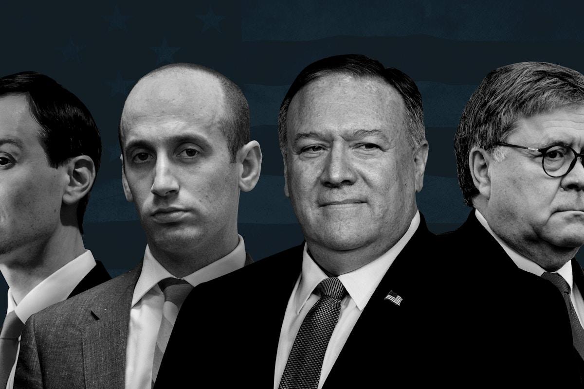 Four Trump Loyalists Are Enabling the Coronavirus Apocalypse
