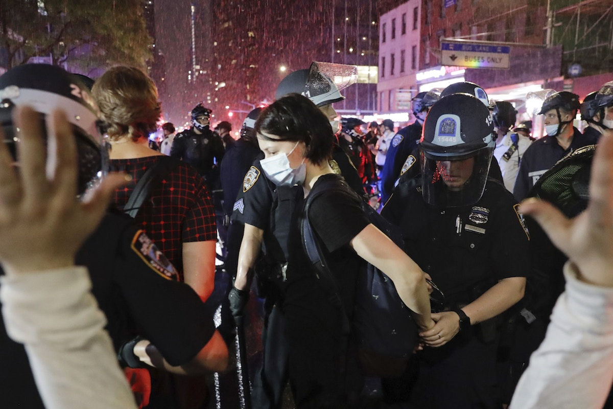 White House Forced to Retract Claim Viral Videos Prove Antifa Is Plotting Violence