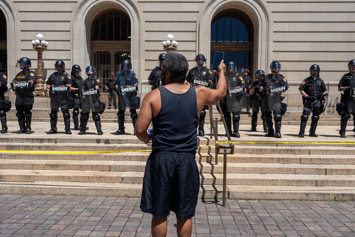 Letters Call on Mayors and Cops to Decrease Police Power