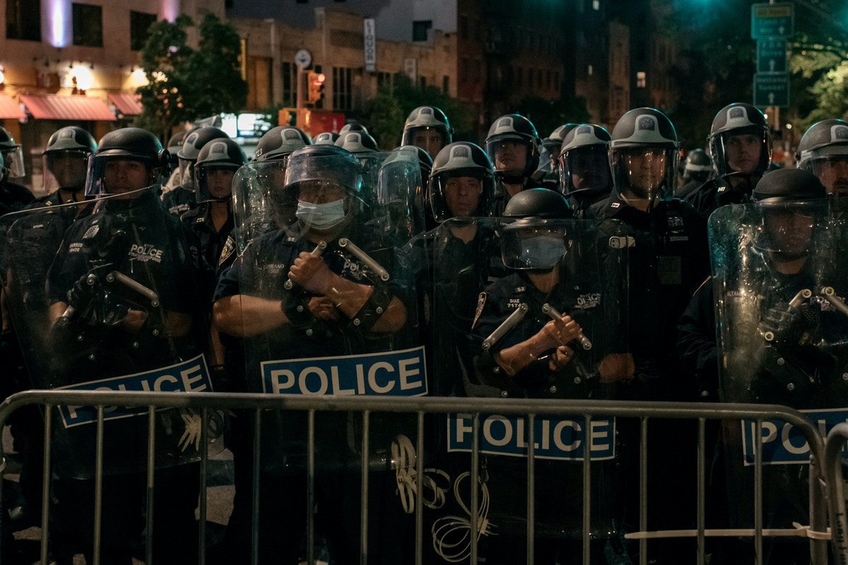 Police Attacks on Protesters Are Rooted in a Violent Ideology of Reactionary Grievance