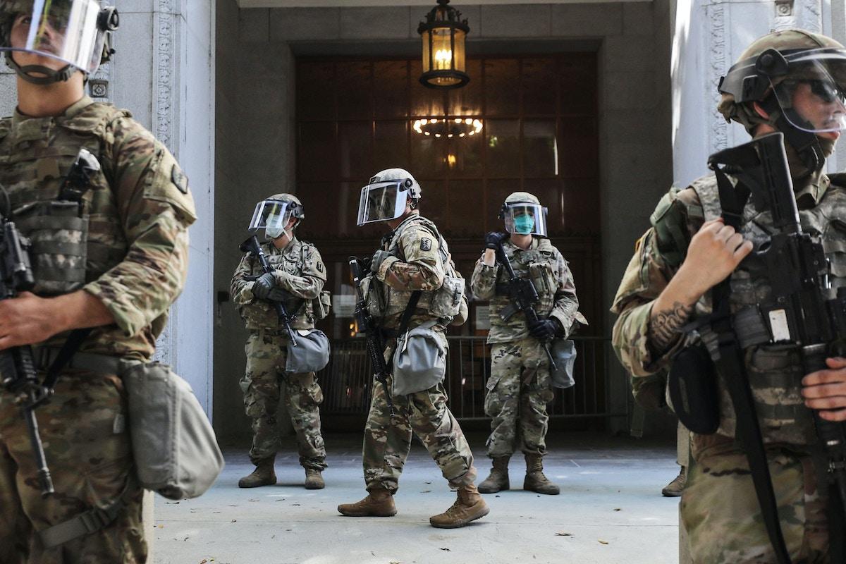 Pentagon War Game Included Scenario of Gen Z Protests