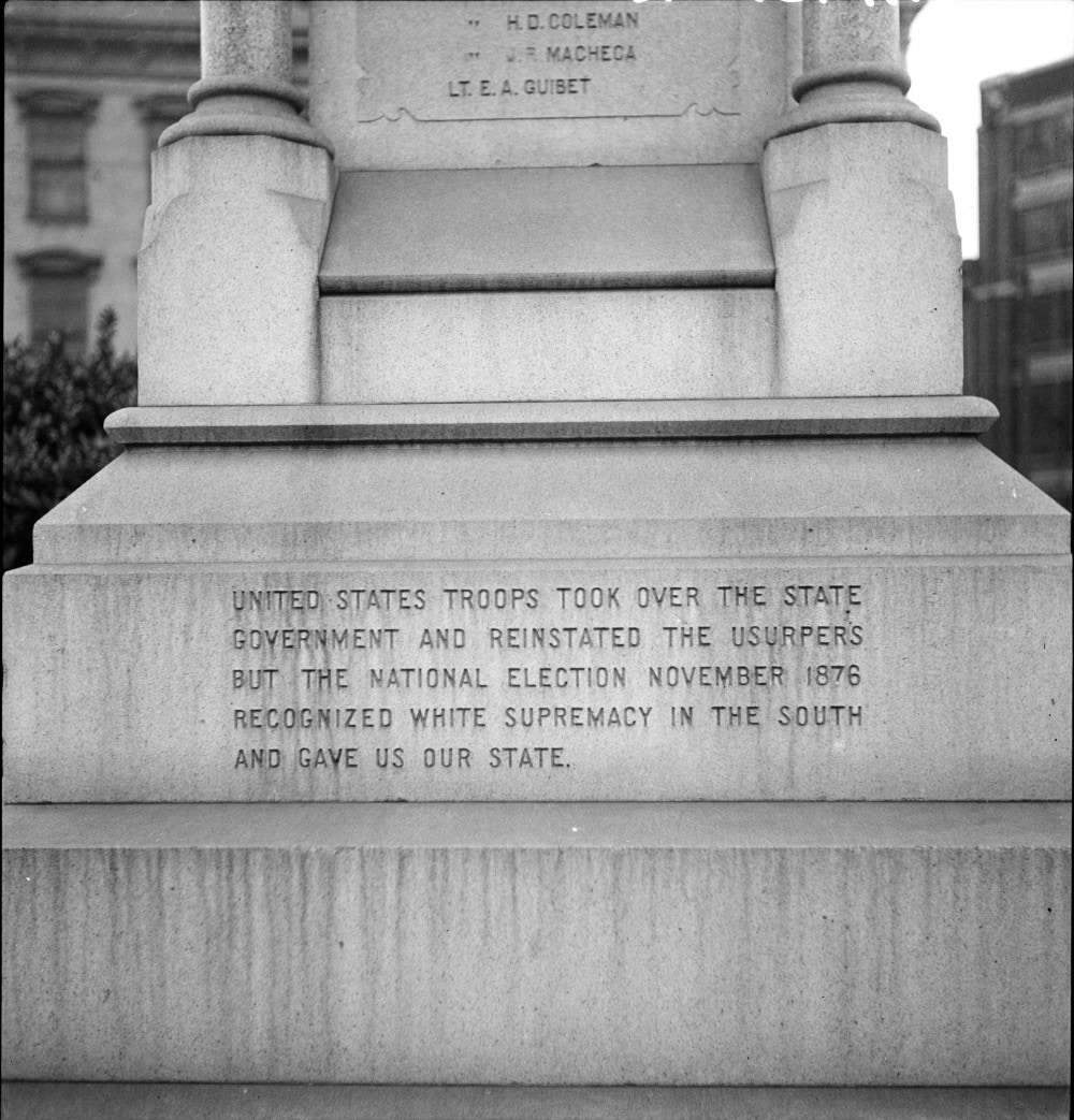 One_side_of_the_monument_erected_to_race_prejudice_New_Orleans_Louisiana_1936