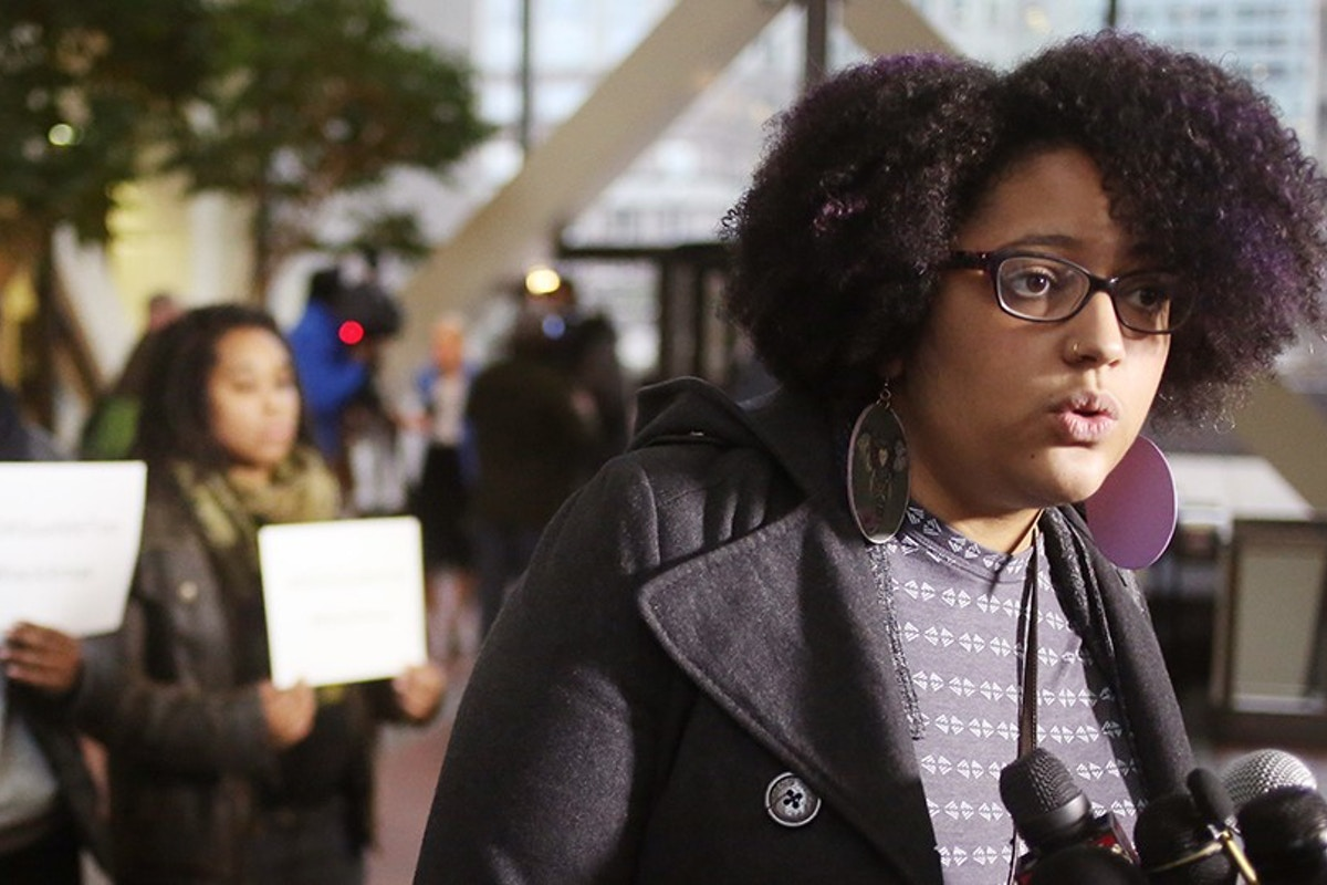 """We Don't Have Time to Wait"": Minneapolis Anti-Police Brutality Organizer Kandace Montgomery on Defunding the Police"