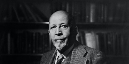 W.E.B. DuBois, American educator, editor, and writer who helped create the NAACP.