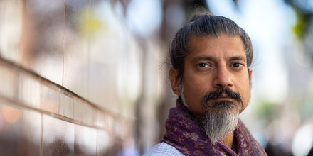 Portrait of Shahid Buttar