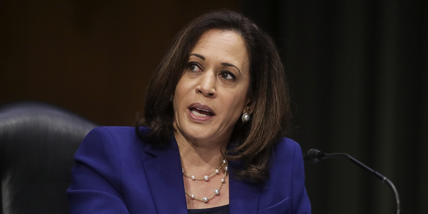 Kamala Harris S Wikipedia Page Is Being Edited