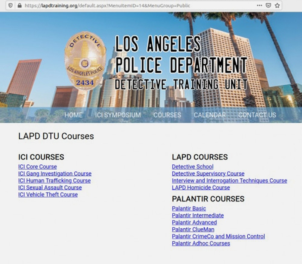 lapdtraining