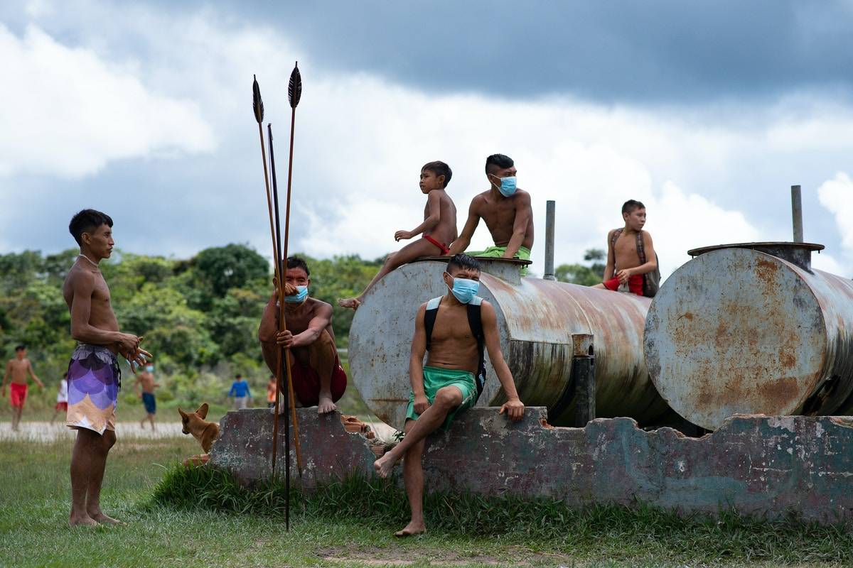 Genocídio indígena na pandemia não é um problema só do Brasil
