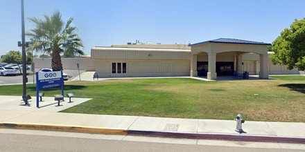 Mesa Verde ICE detention center in Bakersfield, Calif.