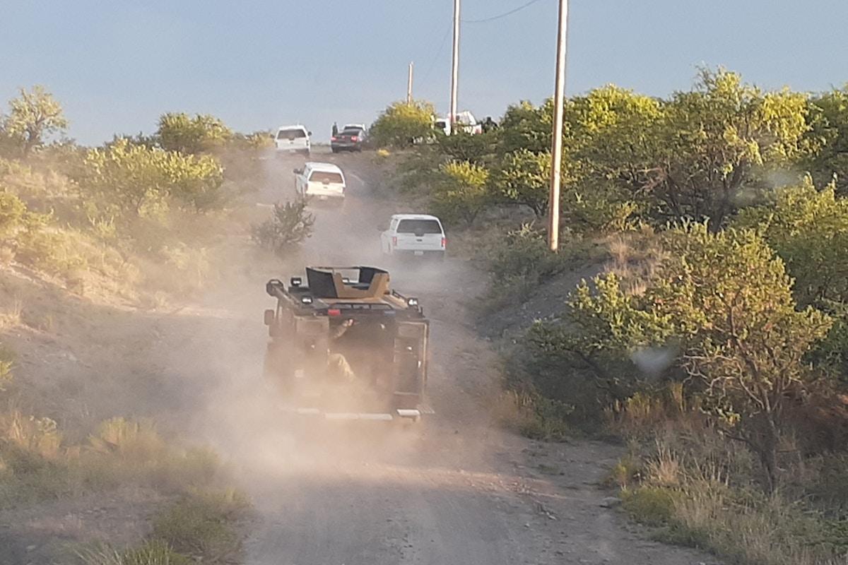 Border Patrol Launches Militarized Raid of Borderlands Humanitarian Aid Camp